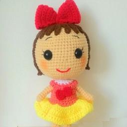 بافنده عروسک های تزئینی 2
